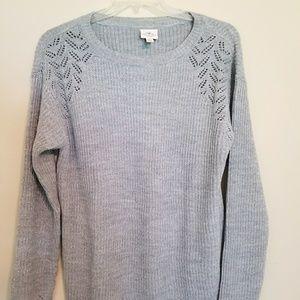 St. John's Bay | Light Gray Sweater